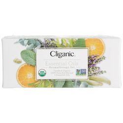 Cliganic 6 pc Aromatherapy Essential Oil Set