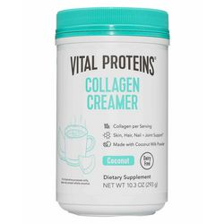 Vital Proteins Collagen Creamer Coconut 10.3 oz.