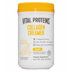 Vital Proteins Collagen Creamer Vanilla 10.6 oz.