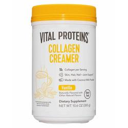 Collagen Creamer Vanilla 10.6 oz.