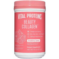 Vital Proteins Beauty Collagen Strawberry Lemon 9.6 oz.