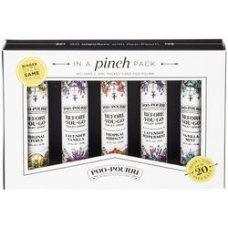 Poo-Pourri In A Pinch Pack Before You Go Toilet Spray Set