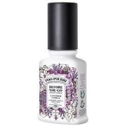 2 fl. oz. Lavender Vanilla Toilet Spray