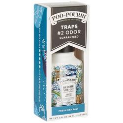 2 fl. oz. Fresh Sea Salt Toilet Spray