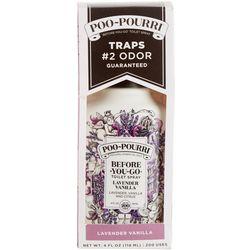 Poo-Pourri 4 fl. oz. Lavender Vanilla Toilet Spray