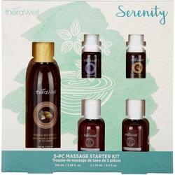 5-pc. Serenity Massage Starter Set