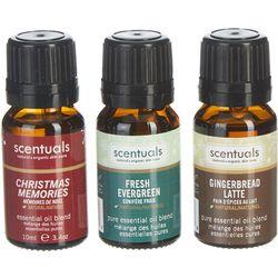 Scentuals  Holiday  Essential Oils Set