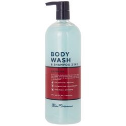 Ben Sherman Mens 2-In-1 Refresh Body Wash &