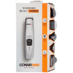 Man Rechargeable All-In-1 Trimmer