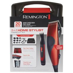 2-In-1 Home Stylist 20 Pc. Haircut Kit