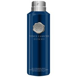 Vince Camuto Homme Mens 6 oz. All Over Body Spray