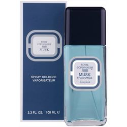 Royal Copenhagen Musk Cologne Spray For Men 3.4 oz