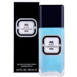 Royal Copenhagen Eau De Cologne Spray For Men 3.4 oz