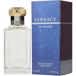 Versace Dreamer Mens Eau De Toilette Spray 3.4 fl. oz.