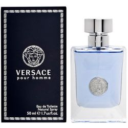 Versace Pour Homme Mens 1.7 fl. oz. EDT Spray