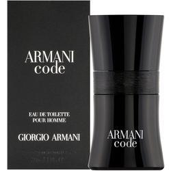 Armani Code By Giorgio Armani Mens 1 fl. oz.