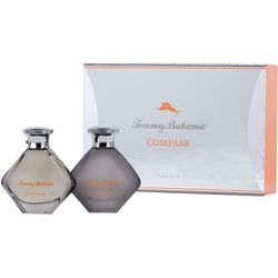 Tommy Bahama Compass Mens EDC Spray & After Shave Set