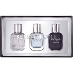 Kenneth Cole Mankind Mens 3-pc. EDT Set