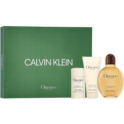 Calvin Klein Obsession Mens Green 3-pc. EDT Gift