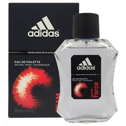 Adidas Team Force Mens EDT Spray 3.4 fl. oz.