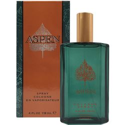 Coty Aspen Mens 4 fl. oz. Cologne Spray
