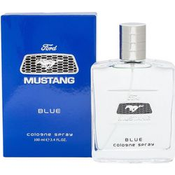 Mustang Blue Mens 3.4 fl. oz. Cologne Spray