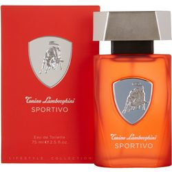 Tonino Lamborghini Sportivo Mens 2.5 fl. oz. EDT Spray