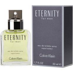 Calvin Klein Eternity Mens Eau De Toilette Spray 1.7 Oz.