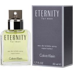 Eternity Mens Eau De Toilette Spray 1.7 Oz.