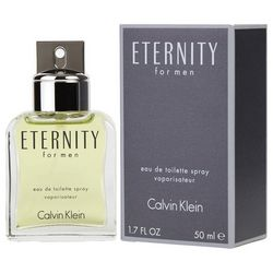 Calvin Klein Eternity Mens Eau De Toilette Spray 1.7 oz.