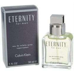 Calvin Klein Eternity Mens Eau De Toilette Spray 1 oz.