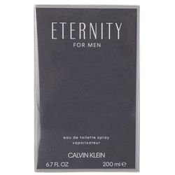 Calvin Klein Eternity Mens Eau De Toilette Spray 6.7 oz.