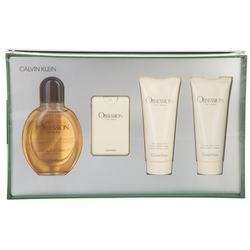 Obsession Mens Green 4-Pc. EDT Gift Set