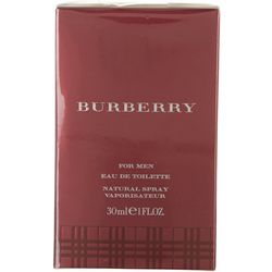 Burberry Mens EDT Spray 1 fl. oz.