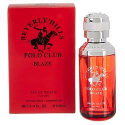 Beverly Hills Polo Club Blaze Mens 3.4 Fl. Oz. EDT Spray