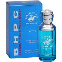 Beverly Hills Polo Club Active Mens 3.4 fl. oz. EDT Spray