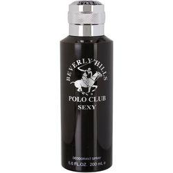 Beverly Hills Polo Club Sexy Mens Deodorant Spray