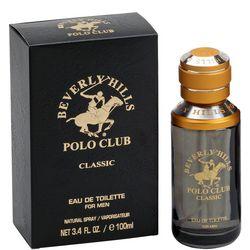 Beverly Hills Polo Club Classic Mens 3.4 fl. oz. EDT Spray
