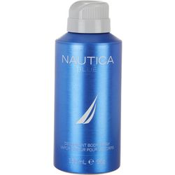 Nautica Mens 5 oz. Blue Deodorant Body Spray