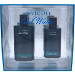 Zino Davidoff Cool Water Mens Spray & After Shave Set