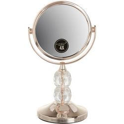 Danielle Creations Round 4x Vanity Mirror