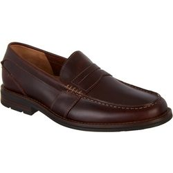 Mens Essex Penny Loafer Shoes