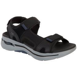 Mens Go Walk Arch Fit Sandals
