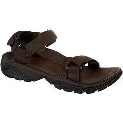Mens Terra Fi 4 Leather Sandals