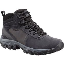 Columbia Mens Newton Ridge Plus II Suede Boots