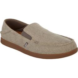 Mens Cushion Matey Casual Slip-On Shoes