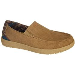 Mens Melson Ralo Relaxed Fit Shoes