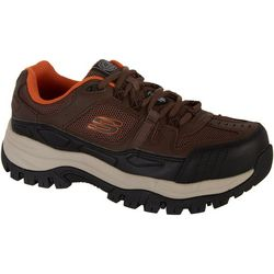 Skechers Mens Kerkade Steel Toe Work Boots