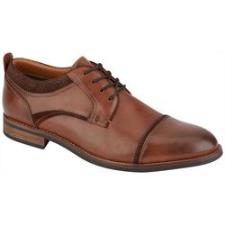 Dockers Mens Bergen Cap Toe Oxford Shoes