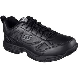Skechers Mens Dighton Slip Resistant Shoes